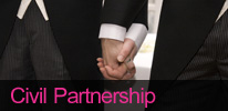 Civil Partnership Entertainment - Discretion and Sensitivity Assured