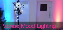 Stunning Venue Mood Lighting
