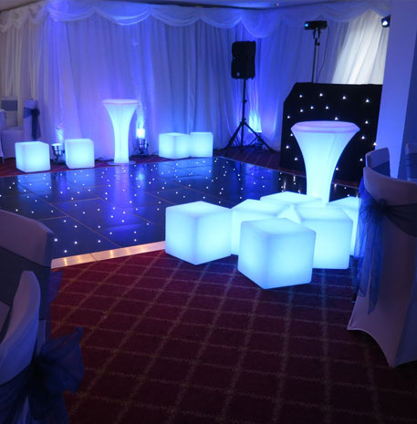LED Furniture by Deckstar Deluxe of Cheltenham